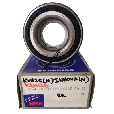 NSK Rear Wheel Bearing for Toyota Hilux KUN25 / KUN26 (2005-2015). 1pc
