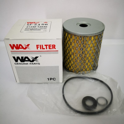 Wax Oil Filter for Mitsubishi Canter Guts FB300 '88. 1 pc. (Ref Part no: 31340-12030)