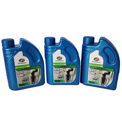 Perodua ATF D III Automatic Transmission Fluid, 1 Litre x 3 (Set of 3 x 1L = 3 Litres)