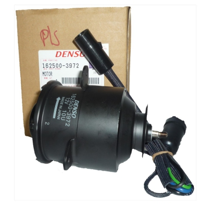 Denso Fan Motor for Proton Saga/Iswara 12V, 1pc (Ref Part No: 162500-3972)