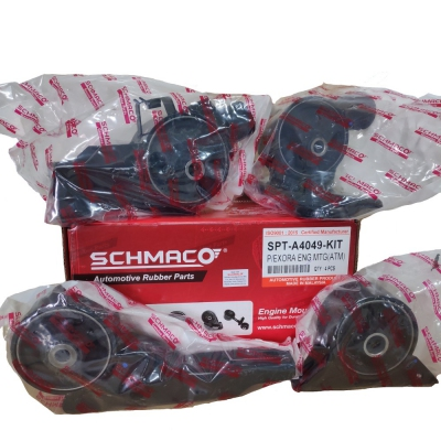 Schmaco Engine Mounting Kit for Proton Exora Auto (4Pcs in 1 Kit)