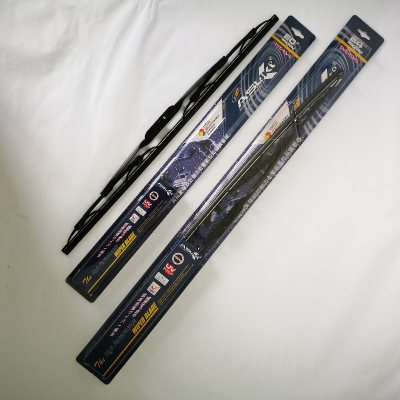 "Asuki High Performance Wiper Blade Set:  20"" (500mm) + 24"" (600mm). U Hook. Suitable for Kia Forte '08-; Lexus ES300, GS300, RS300; Toyota Camry '07-."