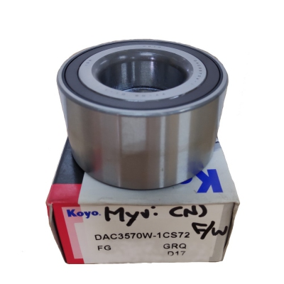Koyo Front Wheel Bearing for Perodua Myvi Lagi Best, Axia, Bezza (with ABS Magnet). 1pc.