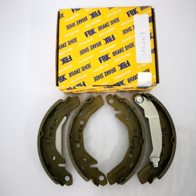 FBK Rear Brake Shoes for Proton Saga BLM, Proton Savvy. 1 Set. (Ref Part No: FK6813)