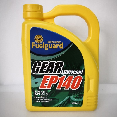 Fuelguard Gear Lubricant EP140. API GL5 (4 Liters)