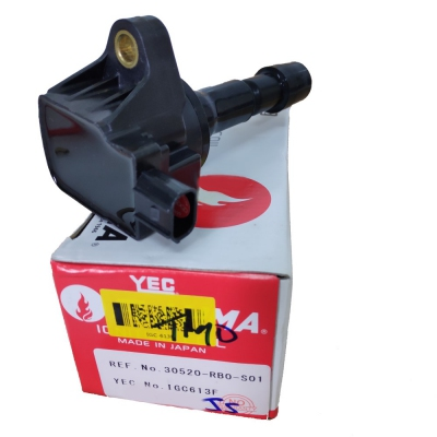 YEC FLAMMA Ignition Coil for Honda City TMO, 1pc. (Ref Part No: IGC613F)
