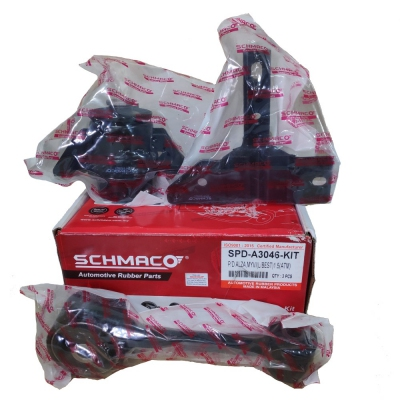 Schmaco Engine Mounting Kit for Perodua Alza / Myvi Lagi Best 1.5 Auto (3Pcs in 1 Kit)