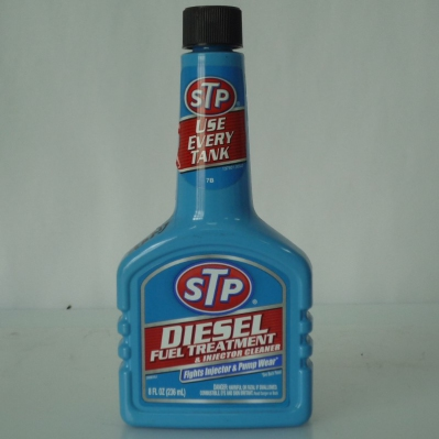 STP Diesel Fuel Treatment & Injection Cleaner (236mL)