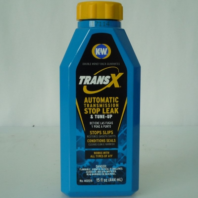 K&W TransX Automatic Transmission Stop Leak & Tune-up (444mL)