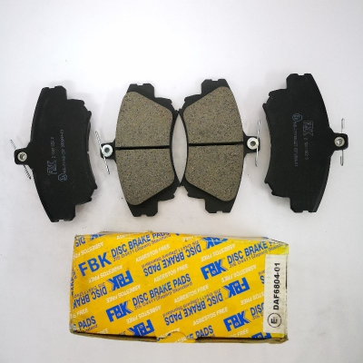 FBK Front Brake Pads for Proton Waja 1.8. 1 Set. (Ref Part No: DAF6804-01)