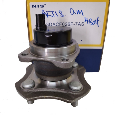 Rear Wheel Hub & Bearing for Toyota Altis Old Model (NIS)
