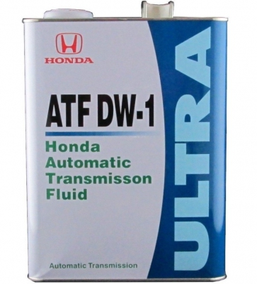 Honda Automatic Transmission Fluid DW-1 4 Liters