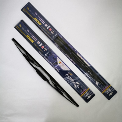 "Asuki High Performance Wiper Blade Set:  18"" (450mm) + 21"" (525mm). U Hook. Suitable for Proton Satria Neo '06-, Perdana '95-, Perdana V6; Suzuki Swift '05-; Toyota RUSH '06-; Mazda 6 '04-."