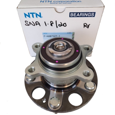 NTN Rear Wheel Hub & Bearing for Honda Civic SNA 1.8/2.0 (NTN P-HUB732T-1)