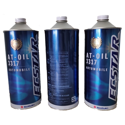 Suziki Ecstar AT-Oil 3317. 3Liters (3 Bottles)