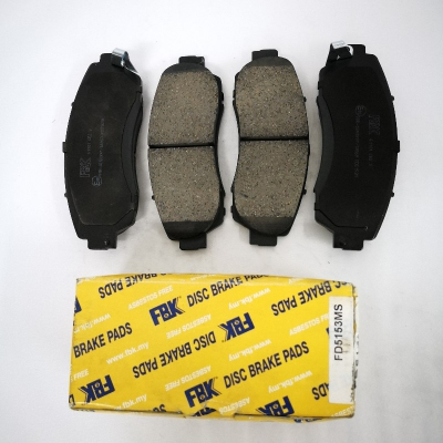 FBK Front Brake Pads for Honda CR-V SWA. 1 Set (Ref Part No: FD5153MS)