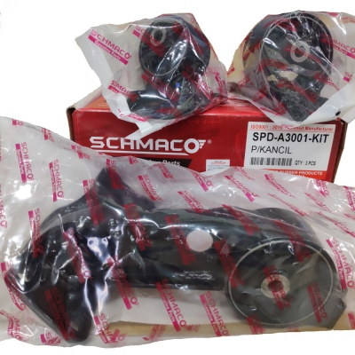 Schmaco Engine Mounting Kit for Perodua Kancil (3Pcs in 1 Kit)