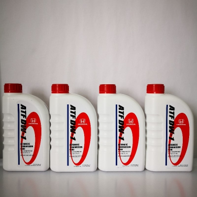 Honda TF DW-1 Automatic Transmission Fluid 1 Liter x 4 (Set of 4 x 1L = 4 Liters)