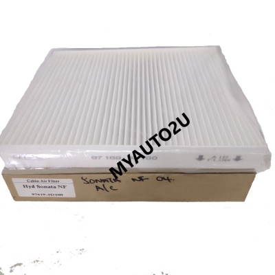 Cabin Air Filter for Hyundai Sonata NF. Santa Fe CM, Kia Optima MG
