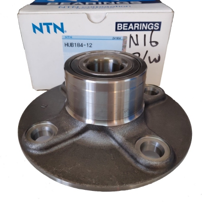 NTN Rear Wheel Hub & Bearing for Nissan Sentra N16 (NTN HUB184-12)