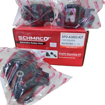Schmaco Engine Mounting Kit for Perodua Kembara (3Pcs in 1 Kit)