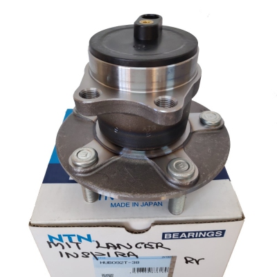 NTN Rear Wheel Hub & Bearing for Proton Inspira / Mitsubishi Lancer (NTN HUB092T-38)
