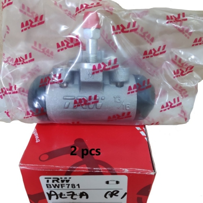 TRW Rear Brake Pumps for Perodua Alza. 2 pcs