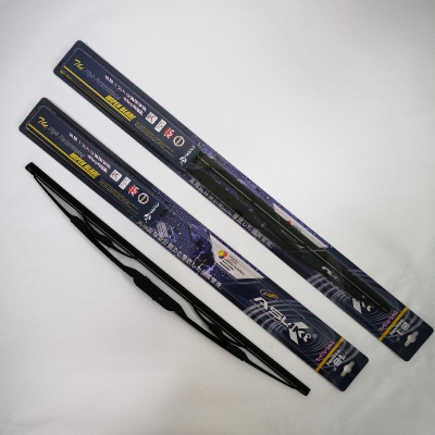 "Asuki High Performance Wiper Blade Set:  19"" (475mm) + 21"" (525mm). U Hook. Suitable for Proton Persona '07, Waja '01-, Gen-2 '04-; Toyota Camry '92-'01, Innova '04-'06, Hilux Vigo '04-, Fortuna '05-; Honda Civic 1.7 VTEC '01-; Daihatsu D-Max '05-; Mazda"