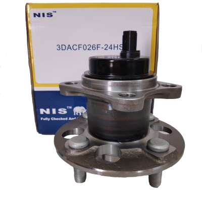 Rear Wheel Hub & Bearing for Toyota Vios NCP93 (NIS)