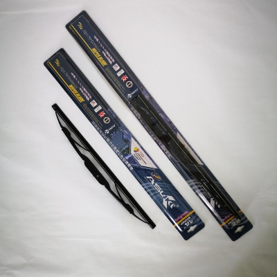 "Asuki High Performance Wiper Blade Set:  14"" (350mm) + 22"" (550mm). U Hook. Suitable for Hyundai Getz '02-'09"