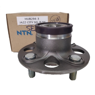 NTN Rear Wheel Hub & Bearing for Honda Jazz / City SEL (NTN HUB294-3)