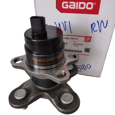 Rear Wheel Hub & Bearing for Perodua Myvi 1st Gen 2005-2011. 1 pc.  (Gaido)