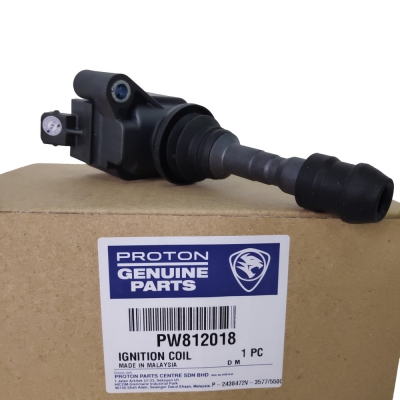 Proton Ignition Coil for Proton Saga BLM. 1pc. (Ref Part No: PW812018)