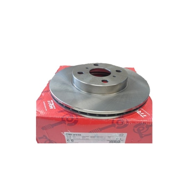 TRW Front Brake Discs for Toyota Vios NCP42 '02-'07. 2 pcs. (Ref Part No: DF4163)